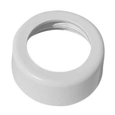 Dado in PVC per fissaggio tubo Ø50