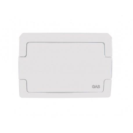 Sportello Bianco per Cassetta Incasso Ispezionabile GAS