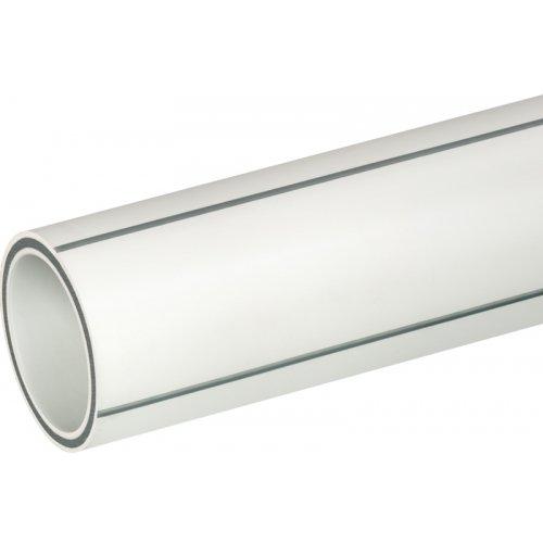 Tubo PP-R Pluristrato Fibrorinforzato SDR11 in barre da 4 metri lineari (prezzo per fascio)