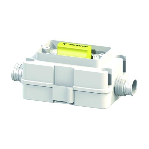 Cassetta incasso ispezionabile GAS Completa all' interno di valvola a sfera