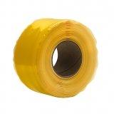 Nastro protettivo in silicone autovulcanizzante per tubo corrugato gas