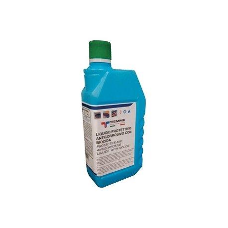 Additivo protettivo contro la corrosione dei particolari metallici con battericida funghicida