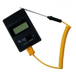 Termometro con Sonda a Contatto