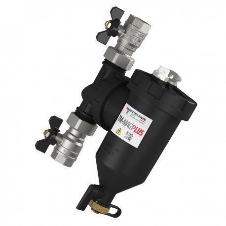 Defangatore Magnetico Orientabile Sottocaldaia TM-MAG Plus Tiemme