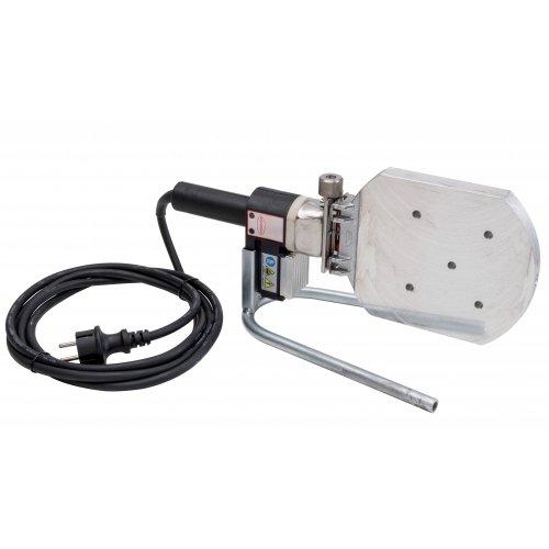 Polifusore a controllo elettronico senza cassetta e senza accessori per tubi dal Ø20 al Ø125 mm