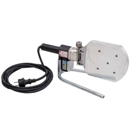 Polifusore a controllo elettronico per tubi dal Ø20 al Ø125 mm