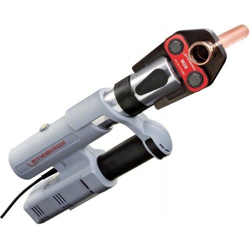 Pressatrice elettroidraulica a corrente elettrica ROMAX AC ECO