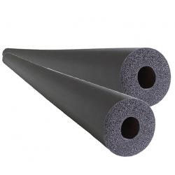 Tubo Isolante Flessibile in polietilene espanso a celle chiuse - Spessore 6 mm Barra da 2 metri lineari