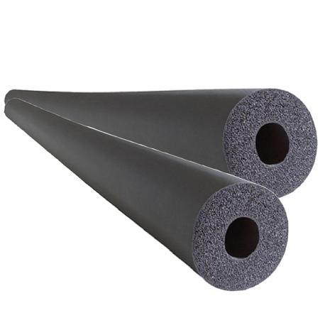 Tubo Isolante Flessibile in polietilene espanso a celle chiuse - Spessore 9 mm Barra da 2 metri lineari