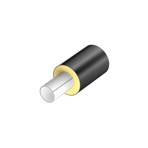 Tubo PP-R Pluristrato Fibrorinforzato SDR11 preisolato in barre da 5.8 metri lineari