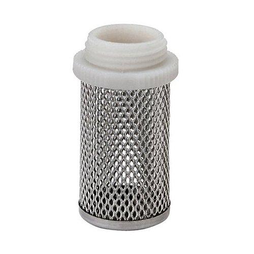 Filtro in acciaio inox per valvola di ritegno