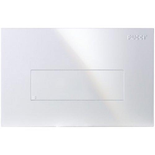 Placca di comando LINEA bianca per cassette serie SARA