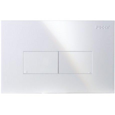 Placca di comando Linea bianca per cassette serie ECO spessore 4.7mm